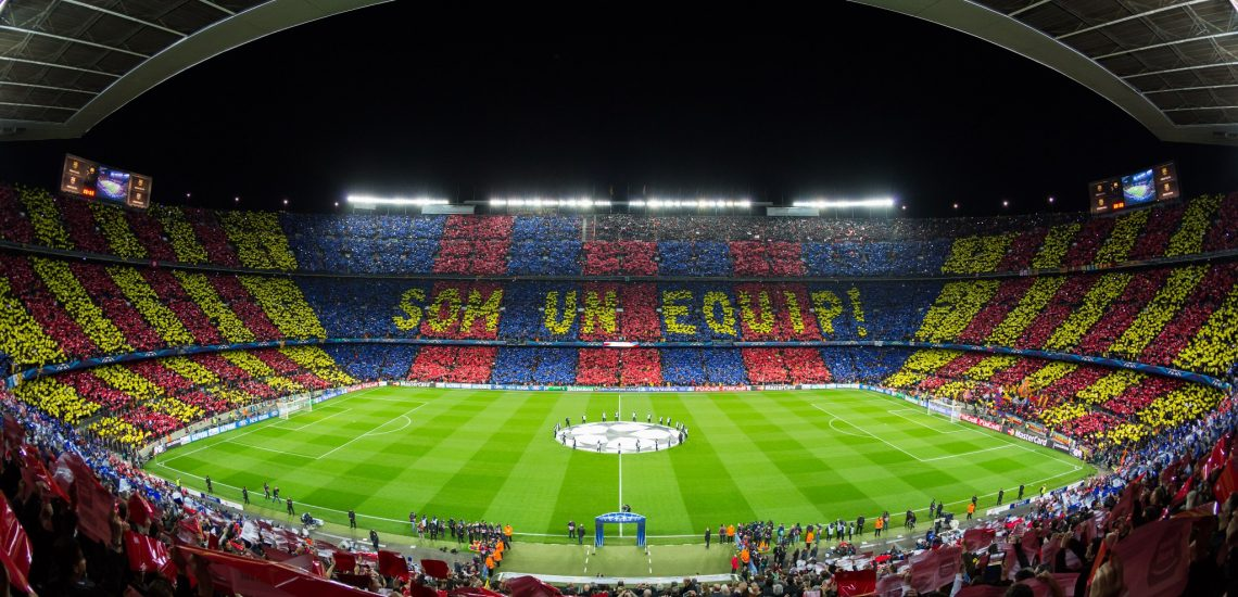 Activities - Camp Nou