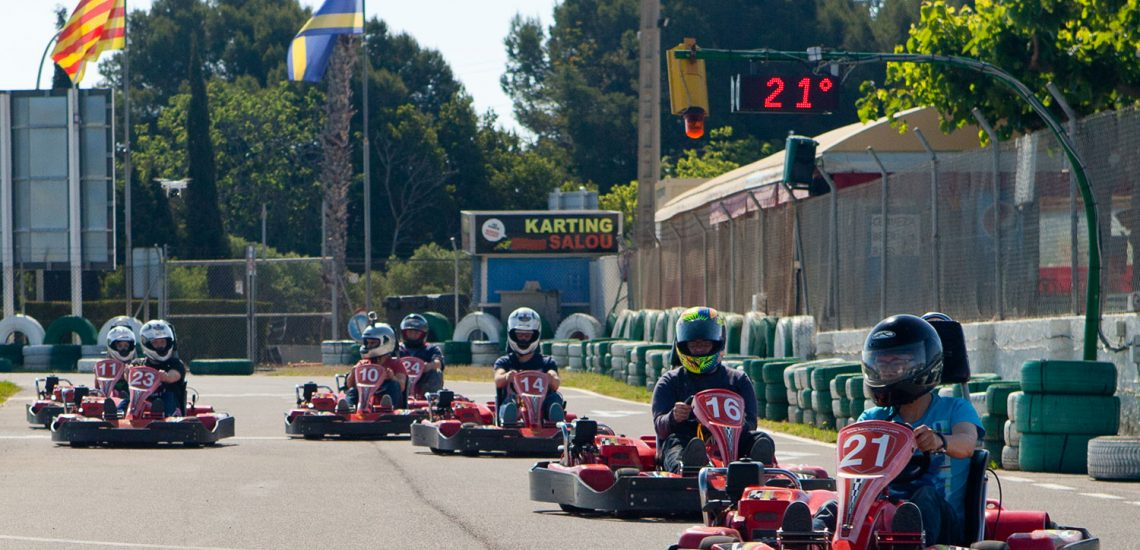 Activities - karting salou